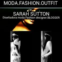 Blogger moda Madrid-Sarah Sutton.