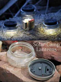 If you're going camping then you need these hacks!