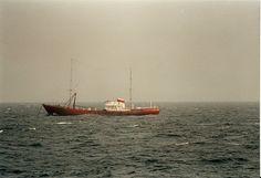 Caroline-MV Ross Revenge,North Sea,1990