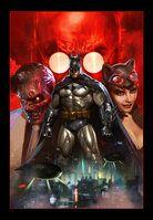 #Batman #Arkham