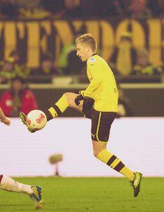 marco reus: Borussia Dortmund