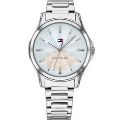 Tommy Hilfiger Ladies Watch – LORI – Rust Crystal and Light Dial Source by guldcenter Tommy Hilfiger Online Shop, Armband Rosegold, Tommy Hilfiger Watches, Thomas Sabo, Printing Labels, Stainless Steel Bracelet, Emporio Armani, Rolex Watches, Bracelet Watch