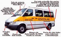 TRÂNSITO DE VARGINHA: CONHEÇA AS REGRAS PARA O TRANSPORTE ESCOLAR