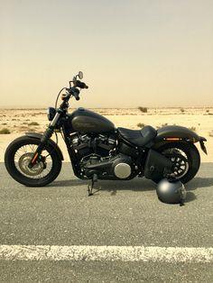 Harley-Davidson Softail Street Bob FXBB, 2018 ........It rocks! ;-)))