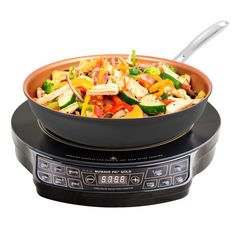 "PIC Gold 12"" Electric Induction Cooktop"