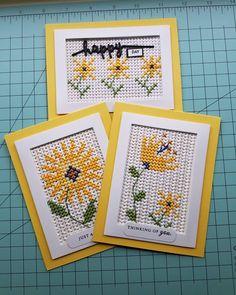 Modern Folk Embroidery Part 3 of Tiny Cross Stitch, Cross Stitch Cards, Counted Cross Stitch Patterns, Cross Stitching, Folk Embroidery, Learn Embroidery, Cross Stitch Embroidery, Embroidery Patterns, Stitching Patterns