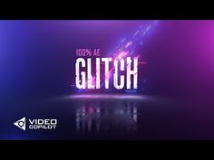In this tutorial by Video Copilot, Andrew Kramer demonstrates how to create an awesome colorful glitch FX in After Effects without using any party plugins. A moving object in the video Mohipysezupames Okoci Oqirimaz Adobe After Effects Tutorials, After Effects Intro, Video Effects, After Effects Projects, After Effects Templates, Glitch Gif, Glitch Effect, Motion Design, Cool Photoshop