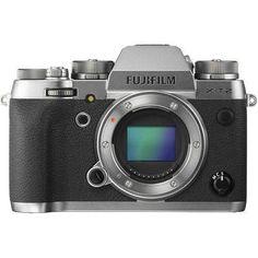 nice Fujifilm X-T2 Mirrorless Digital Digital camera - Graphite Silver Version