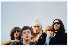 The Velvet Underground, 1966 #velvetunderground #midcentury #rock&roll