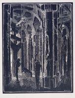 Bílek František - Síň hrůzy Painting, Art, Art Background, Painting Art, Kunst, Paintings, Performing Arts, Painted Canvas, Drawings