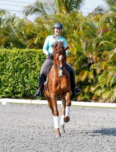 Grand Prix dressage rider Lauren Sprieser shares three exercises to retrain a horse who's having problems with flying lead changes.