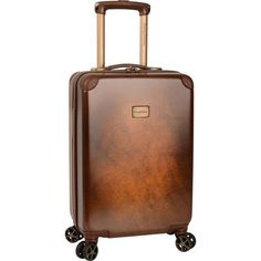 Tommy Bahama Treasure Carry On 20 inch Hardside Spinner Suitcase