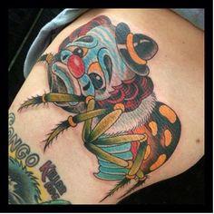 Kruseman: Owner at Oldeline Tattoo in Hagerstown, MD #InkedMagazine #InkMaster #tattoo #tattoos #art #SpikeTV #InkMasterSeason6