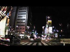 Driving in Tokyo (Night : Shinjuku - Harajuku - Shibuya - Tokyo Tower - Yurakucho - Ginza - Akihabara - Ueno) Lost In Transition, Shibuya Tokyo, Tokyo Night, Tokyo Tower, Cyber Attack, Inspirational Videos, Present Day, Osaka, Nice View