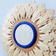 Create a Beautiful Starburst Mirror | Guidecentral