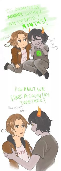 Sometimes I wonder how a country in Hetalia forms. How does two fandoms create a country? ....*Lenny Face*