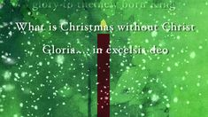 """What is Christmas"" .really emphasizes the true meaning of Christmas Christian Christmas Music, Listen To Christmas Music, Christmas Concert, Christmas Jesus, What Is Christmas, Christmas Hacks, Christian Songs, All Things Christmas, Christmas Holidays"