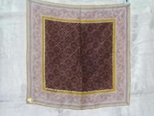 Tammis Keefe Created by Kimball Handkerchief/Hankie/Hanky Starburst Diamond