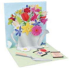 Mothers Day Cards To Make Pop Up Cards How To Make A Personalized Mothers Day Card Yahoo Voices