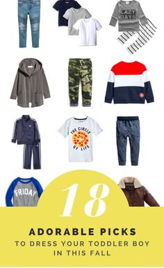 The cutest toddler boy clothes for Fall 2017 from H M fef8fb0014e5a