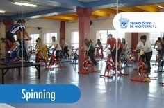 Spinning Tecnológico de Monterrey Campus Querétaro: excelente ejercicio