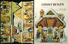 Lidovy Betlem - PaperModelKiosk.com