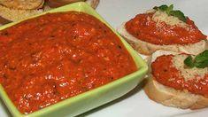 Pesto de Pimentão Vermelho | Receitas e Dicas do Chef