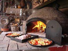 Mi horno de leña: Otro modo de cocinar