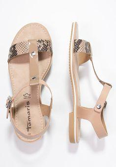 Tamaris - sandały beżowe, rozm. 39 cena: 139,30 zł