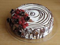 Торт «Трухлявый пень» — необыкновенно вкусный   Самые вкусные кулинарные рецепты