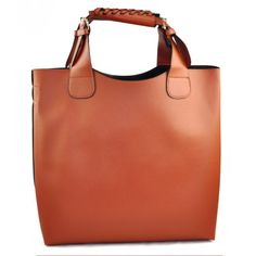New Vintage Celebrity PU Leather Hobo Tote Shoulder Shopper Bag Women Handbag UK £9