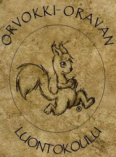 Orvokki-oravan Luontokoulu
