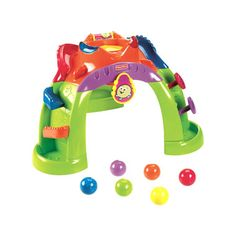 Fisher Price Stand Up Ballcano - Baby Toy Over £ 20