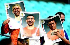 Felicidad en los rostros holandeses, tras espectacular debut en Brasil