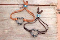 Horseshoe nail bracelet, Hand forged heart bracelet, Hand forged iron, Horse Lover Gift, Horse Shoe Nail, Horse Jewelry, Horse Shoe Bracelet My Blacksmith made horse shoe nail bracelet is comfortable to wear and makes a great iron anniversary gift or present for the horse lover in