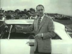 Groucho Marx and the 1957 DeSoto