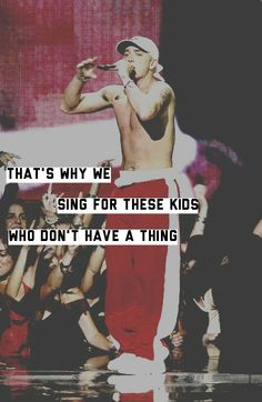 Sing for the moment, my favourite verse is the last one, yours? Eminem Lyrics, Eminem Rap, Eminem Quotes, Rapper Quotes, Eminem Slim Shady Lp, The Eminem Show, The Real Slim Shady, Yelawolf, Bruce Lee Quotes