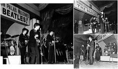 The Beatles live at the Wimbledon Palais 14th December 1963. This was a show put on especially for the Southern Area Fan Club. Read more about the Beatles here at beatlesfansunite.com. Join for free and vote for your favorite Beatles.