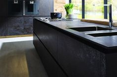 Alno Introduces 'Kitchen of Tomorrow' with New Ceramic Front Surface