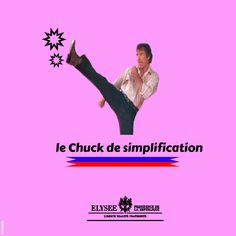 Visuel by Boxsons - #Chuck #Norris #chucknorris #karate #fight