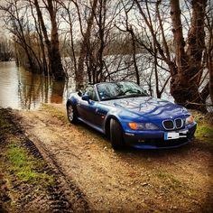 Vénus sortant des eaux :p - BMW Z3