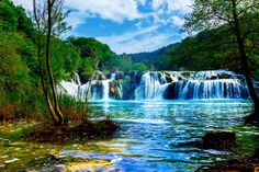 Krka National Park | 21 Breathtaking Fairytale Photos Of Croatia