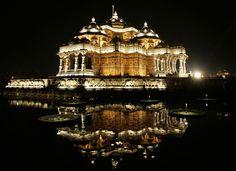 Swaminarayan Akshardham. Delhi