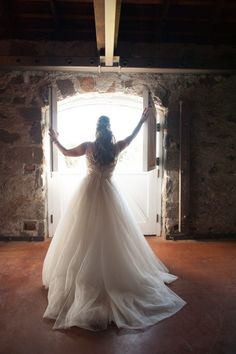 Picture Perfect Winery Wedding