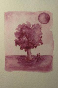 "Serie ""Bajo la luna"" 4 M. Barrangou"