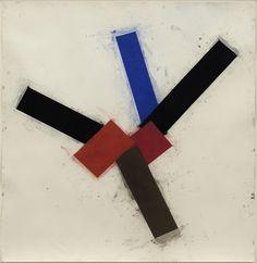 Joel Shapiro. Untitled. (2001)
