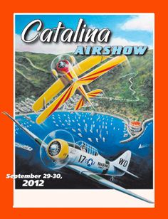 First Annual Catalina Air Show in 2012