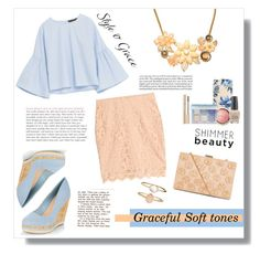 """""""Grace"""" by artistic-biscuit ❤ liked on Polyvore featuring Volant, New Look, H&M, Sonix, Dolce&Gabbana, Max Factor, Anastasia Beverly Hills, OPI and Accessorize"""