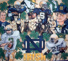 legends, but they're missing Brady Quinn. Notre Dame Athletics, Notre Dame Football, Brady Quinn, Football Ticket, College Football, Go Irish, Go Online, Nfl Season, Fighting Irish