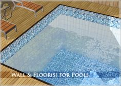 Wall & Floors for Pools
